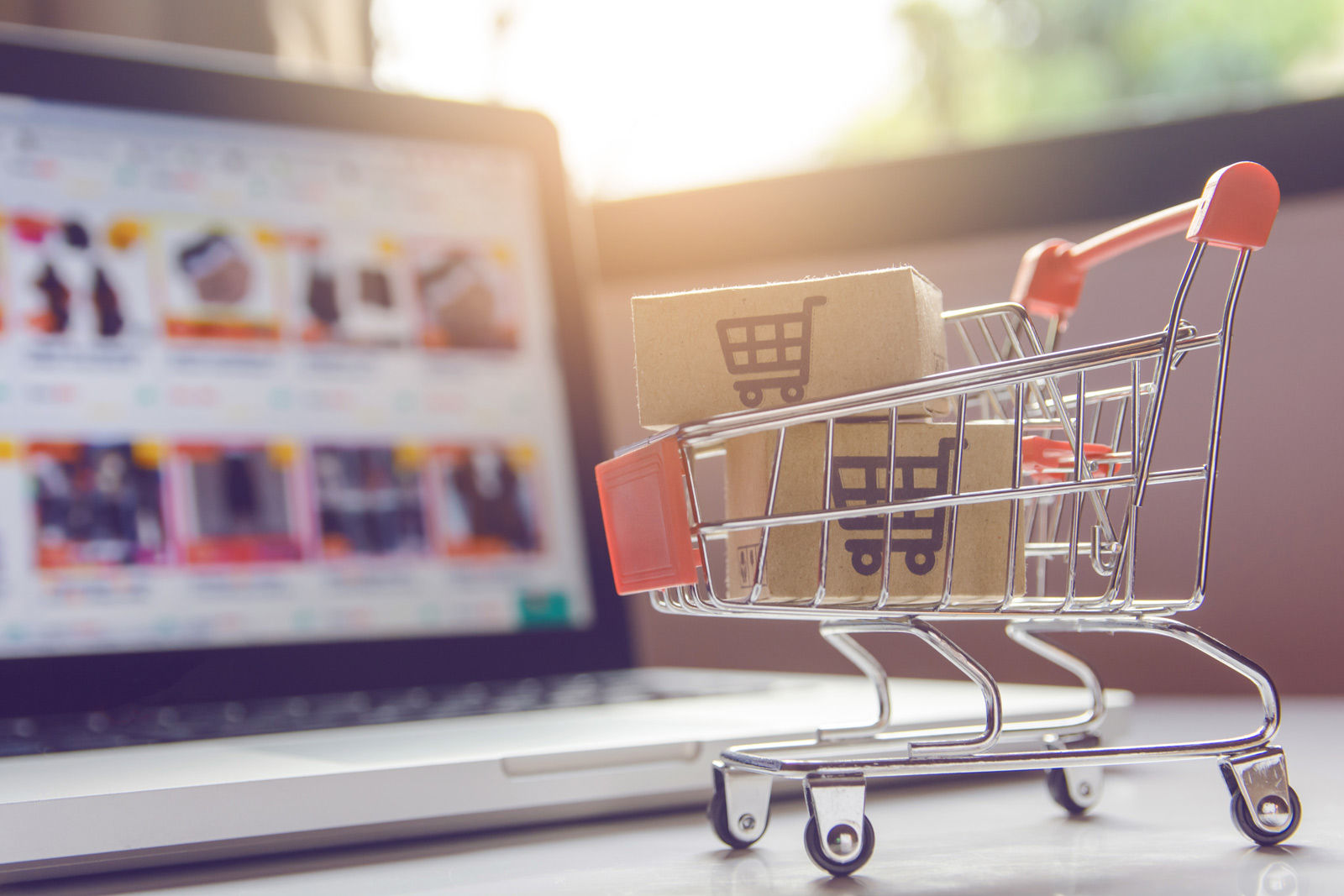 Wondering how to get a shopping cart on your website? Our Kelowna marketing agency shows you how to use Shopify®.