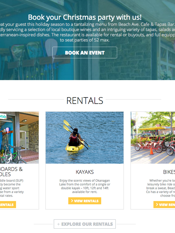 Kelowna Website Designers Speak Out On Sites They Love