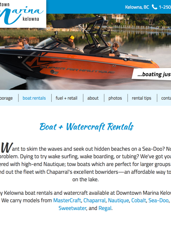 Get It Booked!  How to get the Most Out of Your Kelowna Tourism Website