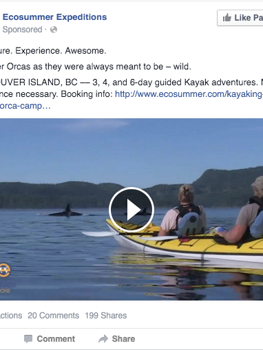 Tourism Advertising Ideas from a Kelowna Marketing Firm