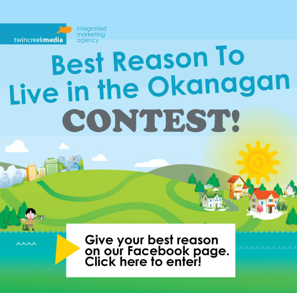 Famous Okanagan 'Winspringmmer' Is Here!